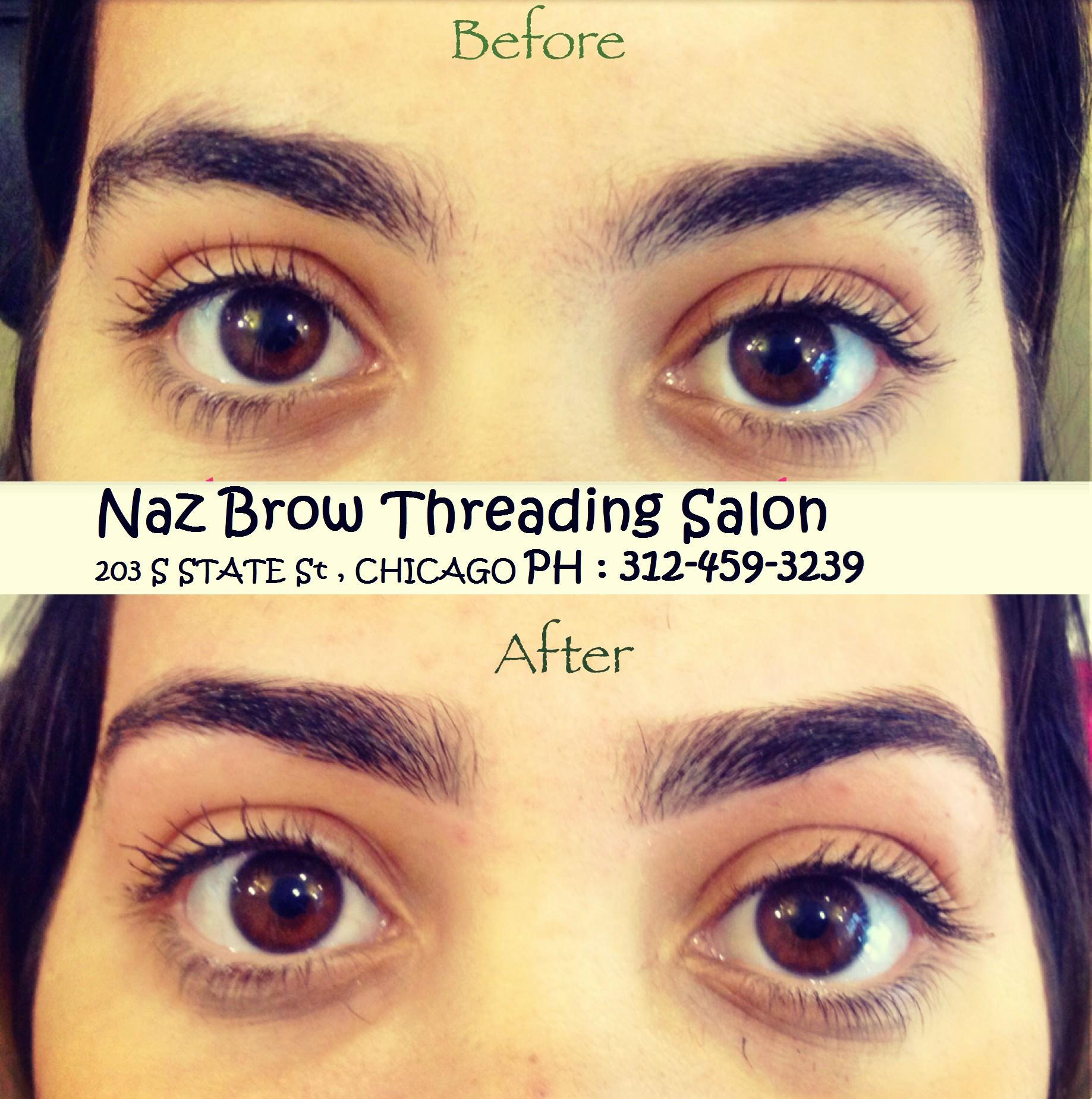Naz Brow Threading